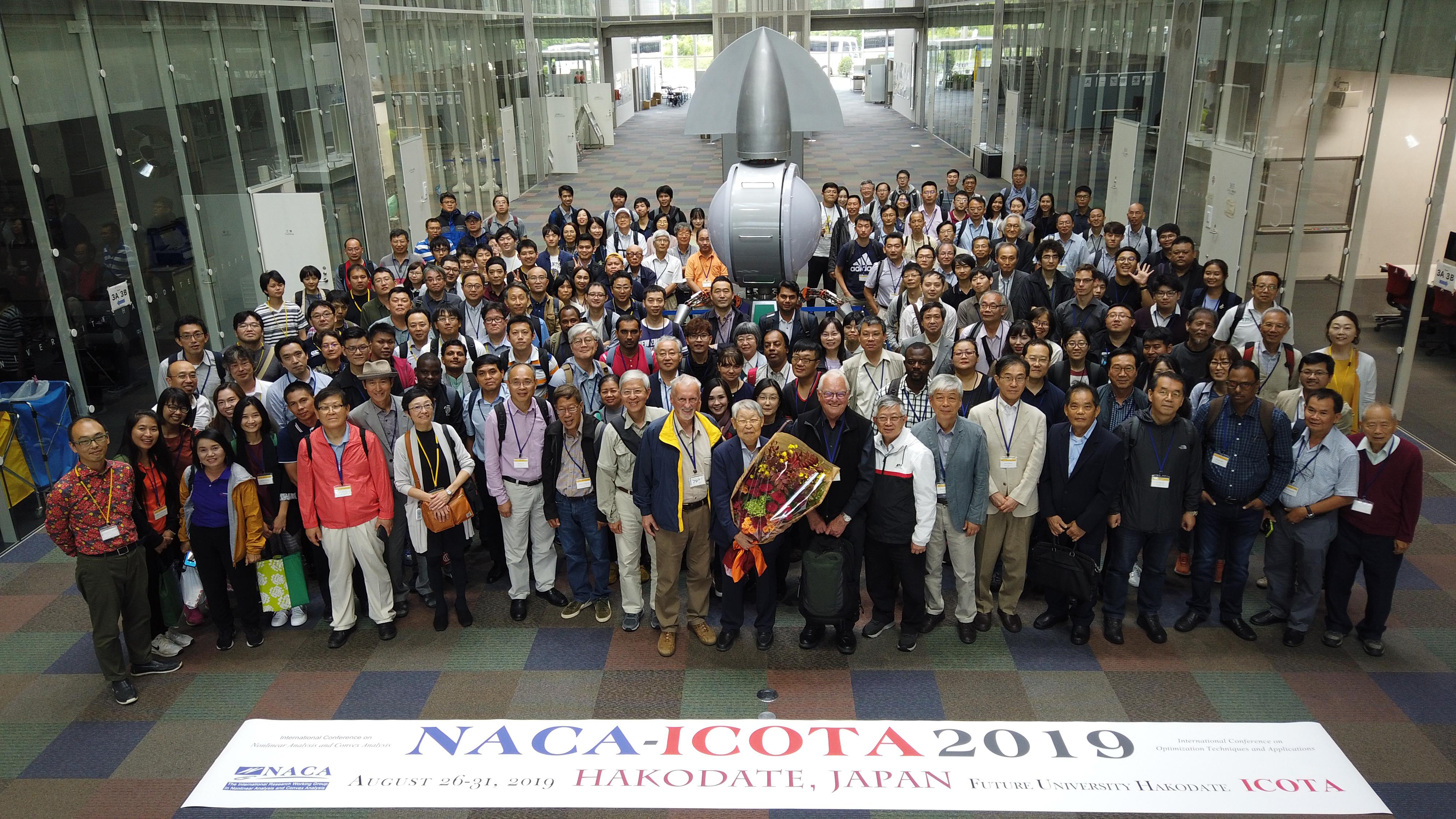 NACA-ICOTA2019